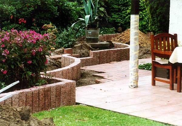 Fanselow herford gartenplanung garten und landschaftsbau - Garten beeteinfassung ...